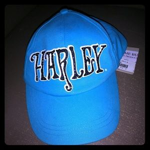 Harley Davidson baseball hat